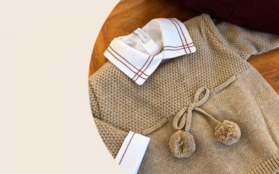 6 roupas para presentear no chá revelação